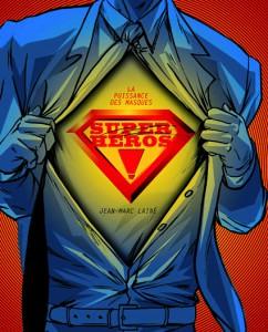 Couverture Super Heros