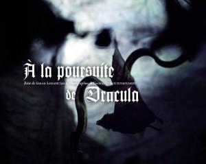 Couverture Poursuite Dracula