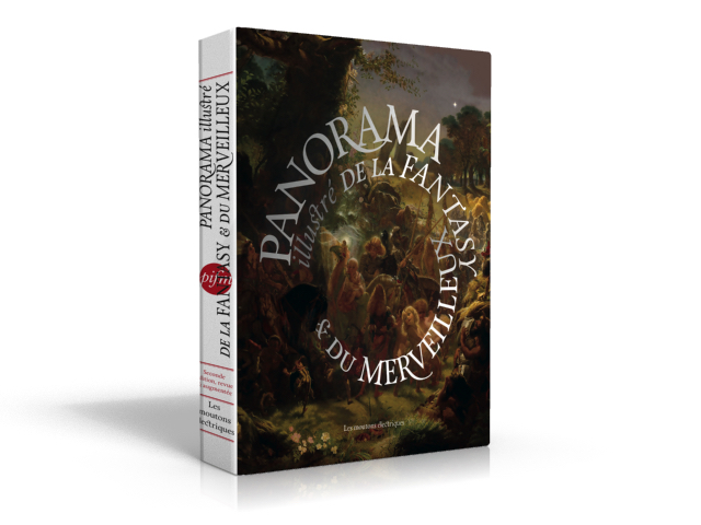 3D Pano hardcover