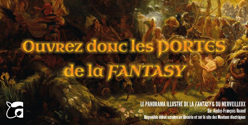 Le Panorama illustré de la fantasy & du merveilleux